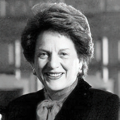 Photo of Honorable Judith S. Kaye  (in Memoriam)